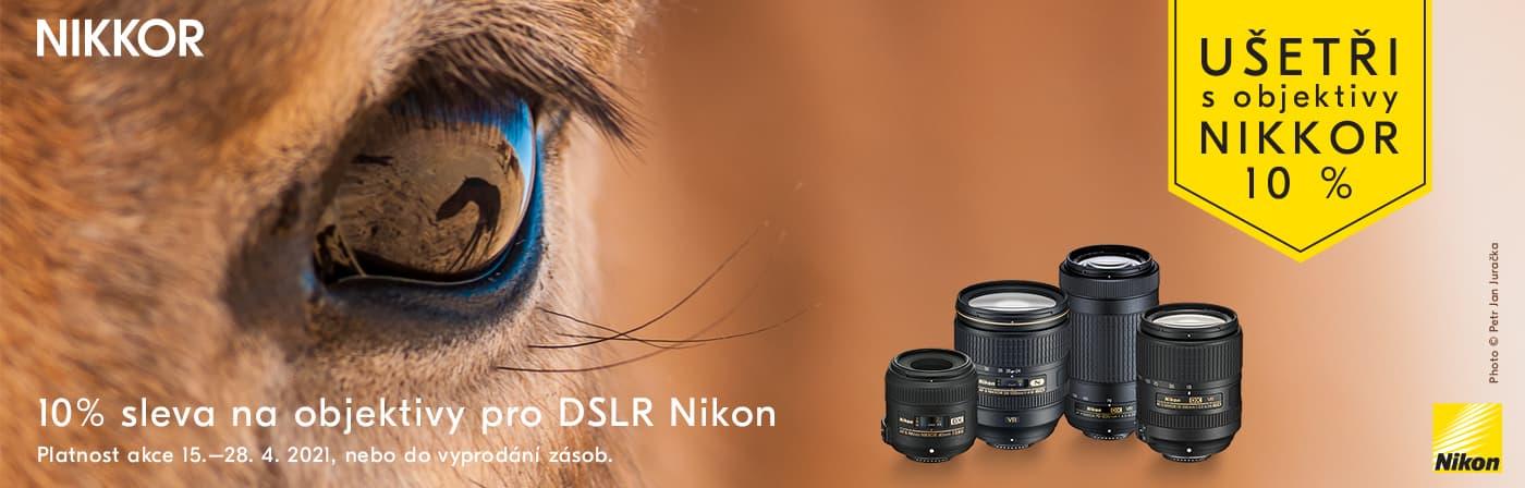 Nikon 10% sleva