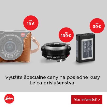 Vypredaj Leica