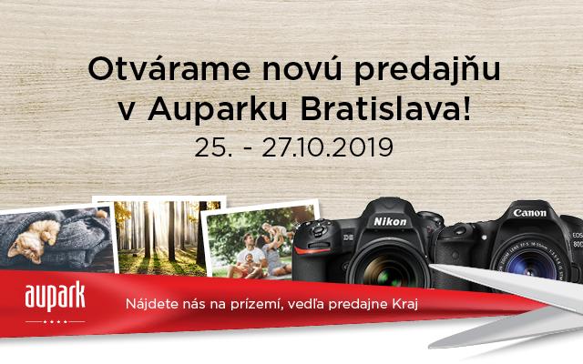 Predajna Fotolab Aupark