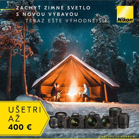 Nikon akcia