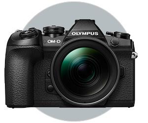 Olympus OM-D E-M1 Mark II + 12-40mm f/2.8