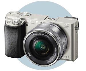 Sony Alpha 6000  + 16-50m