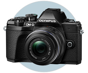 Olympus OM-D E-M10 Mark III + 14-42mm