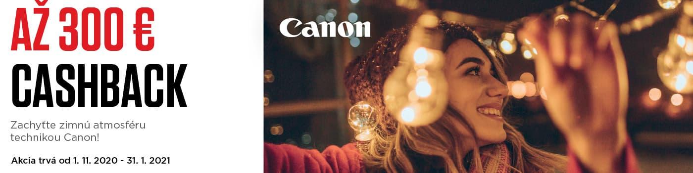 Cashback canon