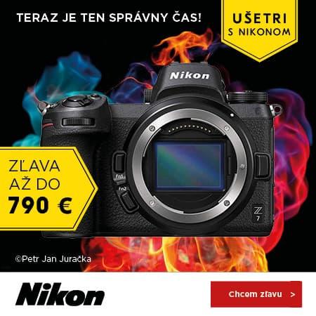 Nikon zľava