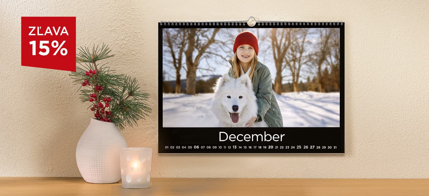 CEWE kalendár